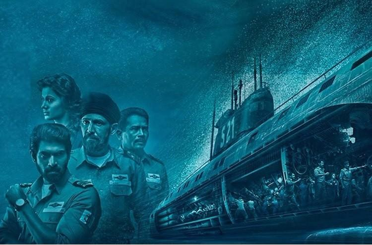 Review The Ghazi Attack has moments of thrill but ends in a damp squib