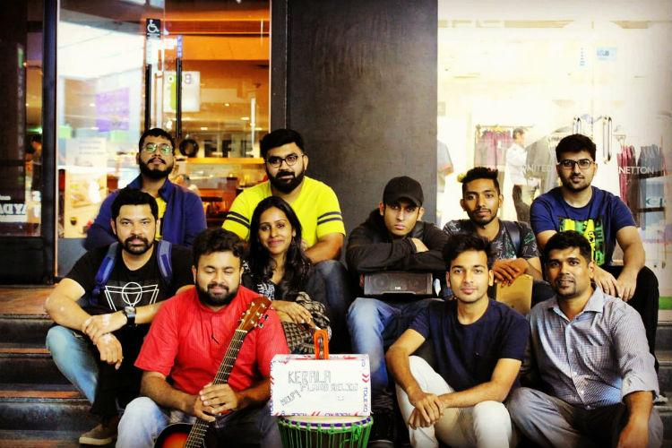How a group of Bengaluru musicians got together to raise money for flood-hit areas