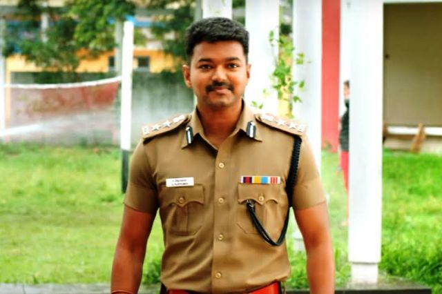 US Theatrical rights of Vijay-starrer Theri grabbed for Rs 3 crore