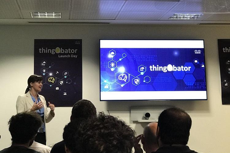 Cisco to set up thingQbator innovation labs in five academic institutions in India