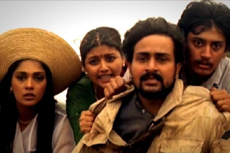 Thiruda Thiruda When Mani Ratnam turned adventurous and gave us a fun heist film