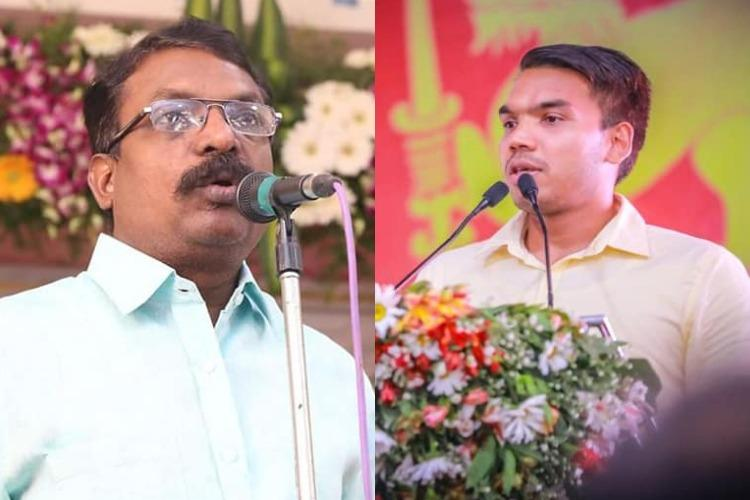 TN leaders raise concerns about Gotabaya Presidency, Namal Rajapaksa calls them opportunists