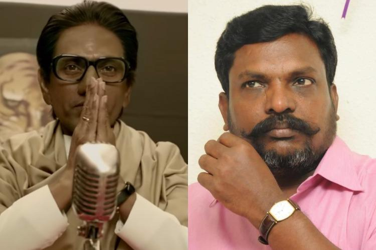 Film will sow hate politics VCK chief Thirumavalavan slams Thackeray