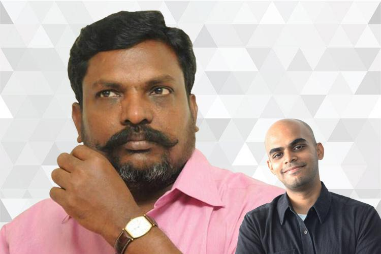Puram the podcast Episode 1 In conversation with Thol Thirumavalavan VCK leader