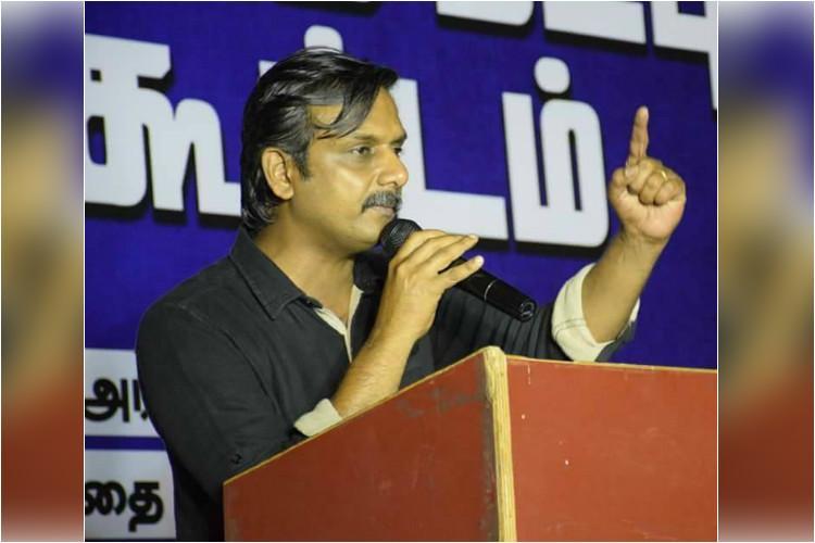 Court refuses to detain activist Thirumurugan Gandhi