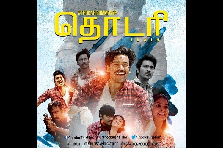 Thodari What happens when a Hollywood film falls into a bowl of Aachi masala