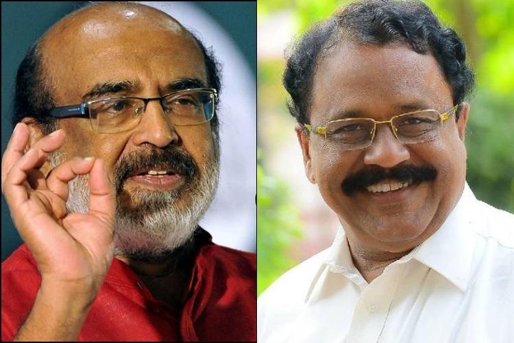 Thomas Isaac alleges BJP's Sreedharan Pillai sabotaging highway