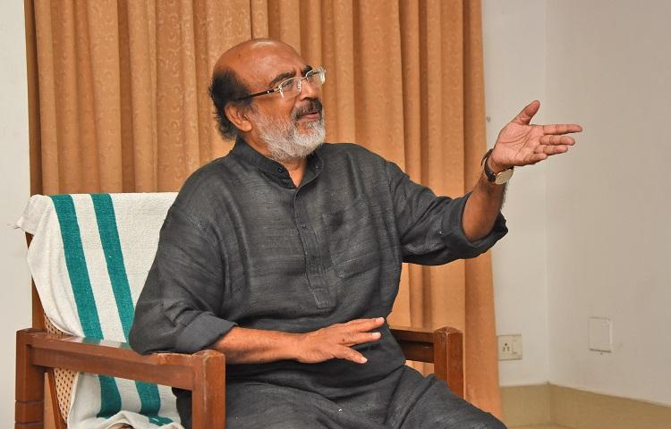 Kerala growth rate is lowest in 30 yrs due to floods Finance Min Thomas Isaac to TNM