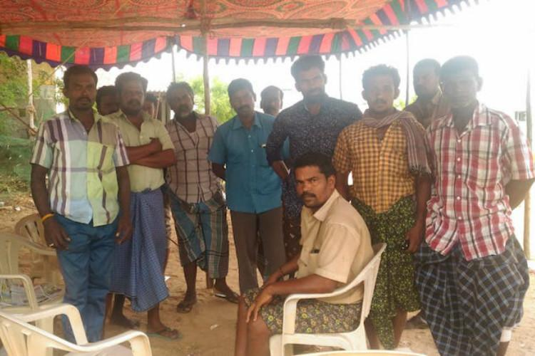He wanted to be a soldier a police bullet took him Thoothukudi Ranjiths family