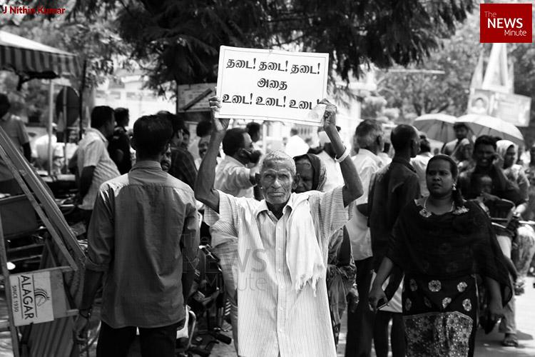 In pics Anti-Sterlite protest in Thoothukudi the violence and aftermath