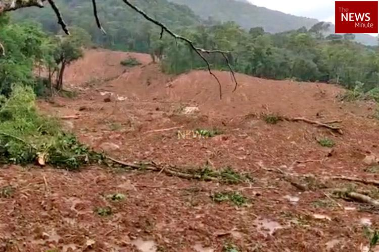 How a Kodagu youth outran a landslide and lived to tell the tale