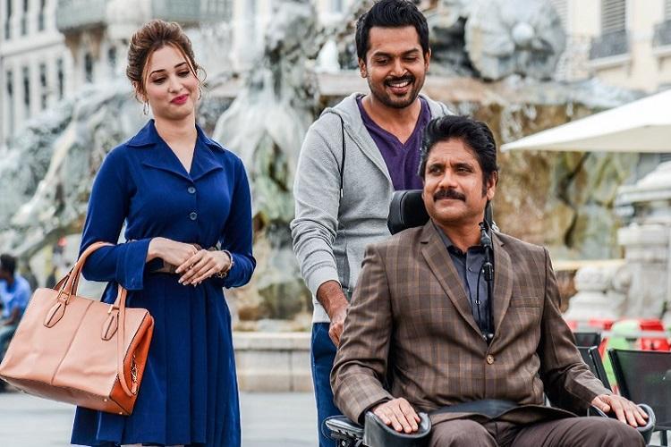 Nagarjunas wheelchair in Oopiri costs a whopping Rs 25 lakh