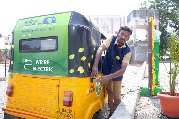 Bengaluru startup TWU is financing auto drivers to help them switch to e-rickshaws