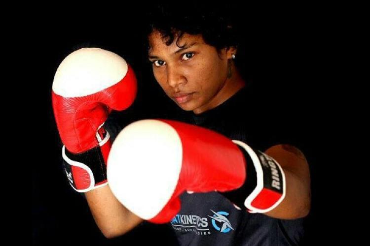 Meet Thulasi Helen the Chennai boxer who once beat Olympian Mary Kom