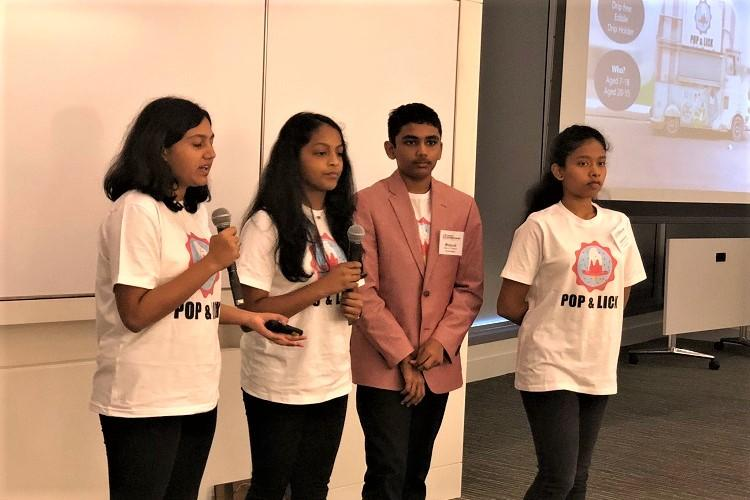 Hyderabad students win second prize at global TiE Young Entrepreneurs competition