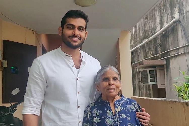 Meet the Tamil Nadu granny-grandson duo behind viral TikTok videos