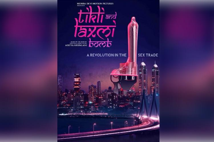 Tikli and Laxmi Bomb a film on sex workers wins Best Feature at Berlin Independent Film Fest