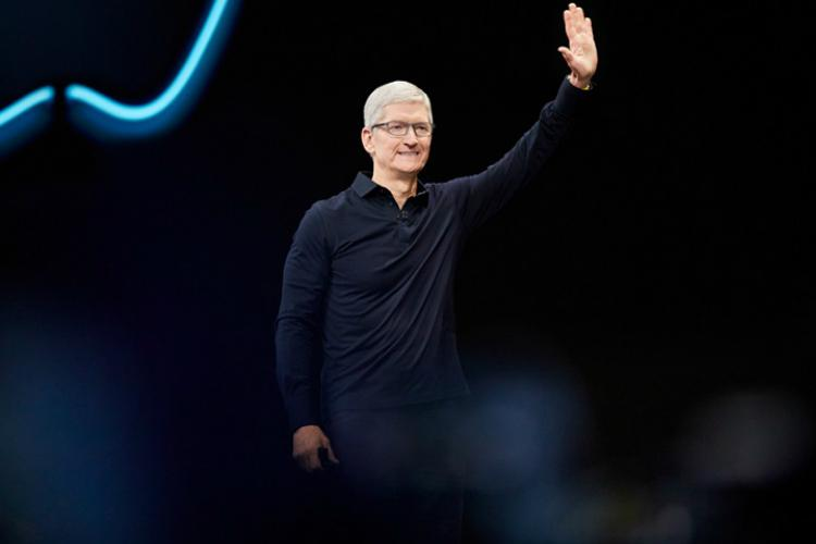 Double-digit growth for iPhones in India during Q3 of 2019 Tim Cook
