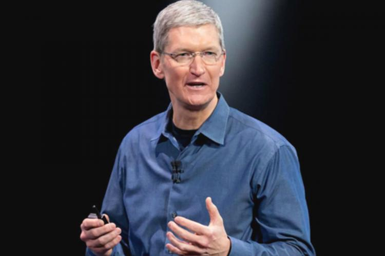 Apple saw record sales in India in September quarter Tim Cook