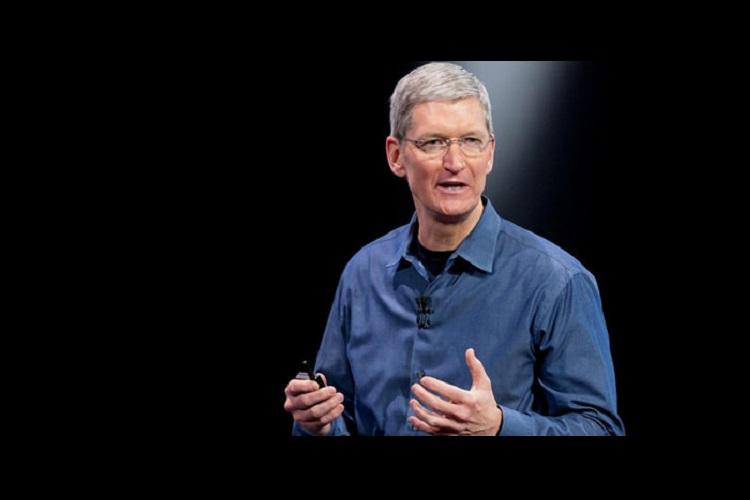 Apple to open first India flagship store in 2021 Tim Cook