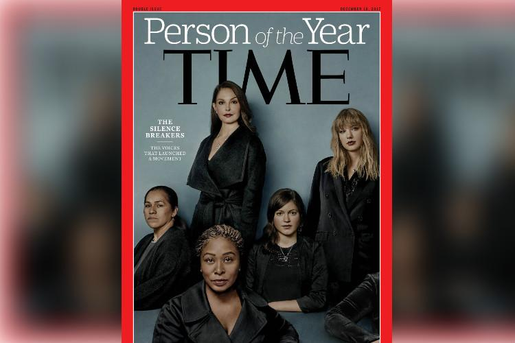 Women who broke silence on sexual assault with Me Too are TIMEs Person of the Year