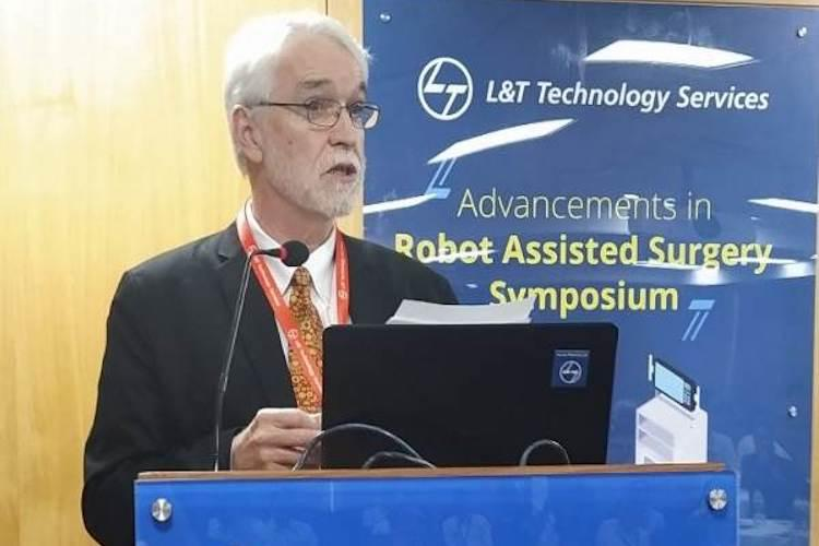 50 of all surgeries will be robot assisted by 2025 Experts at LT symposium