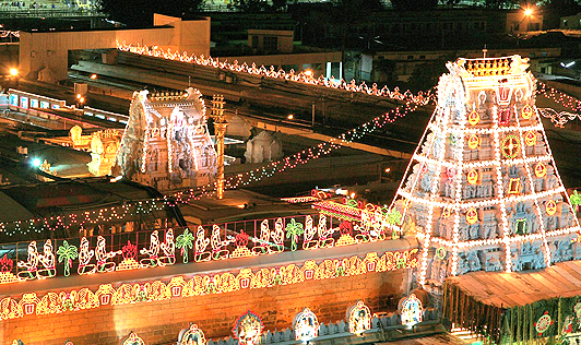 TTD offers 274 acres of land to railways for Tirupati station extension
