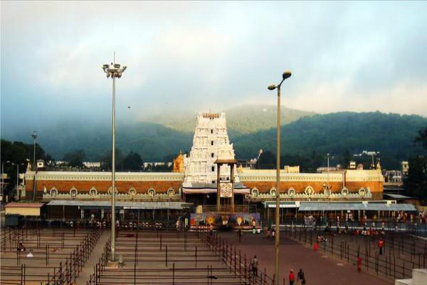Not possible to declare no fly zone over Tirumala hills in AP Centre