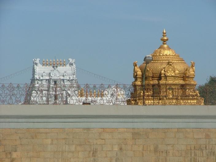 Tirumala Brahmotsavam Police tighten security as heavy pilgrim influx expected