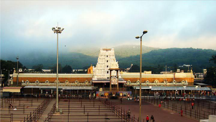 Tirupati devotee found dead in temple tank