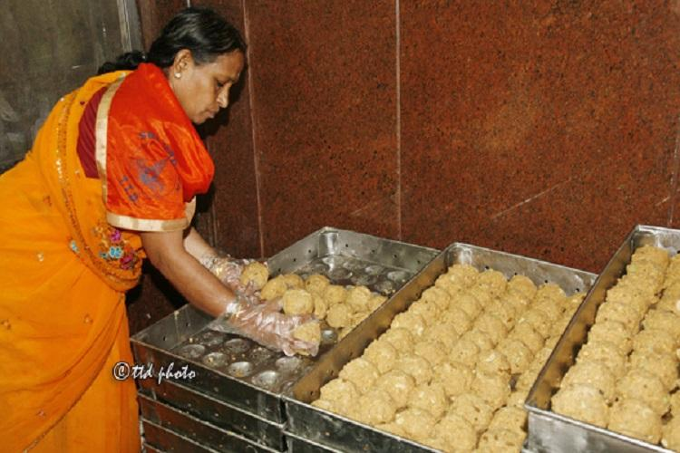 TTD may soon need to get FSSAI license to run kitchen and sell Tirupati laddus