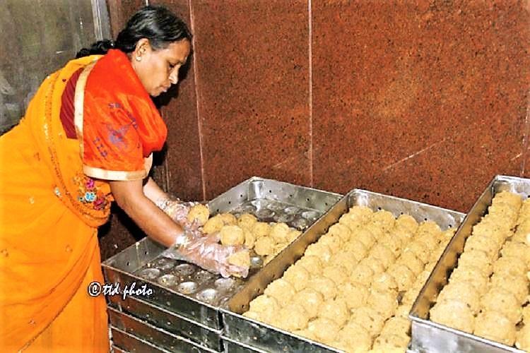 TTD begins sale of Tirupati laddu in Hyderabad at subsidised rates amid lockdown