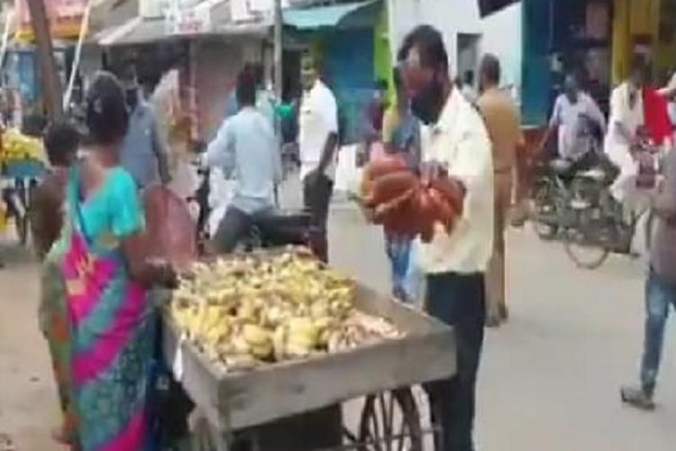 Vaniyambadi Municipal Commissioner transferred for intimidating vendors in TN