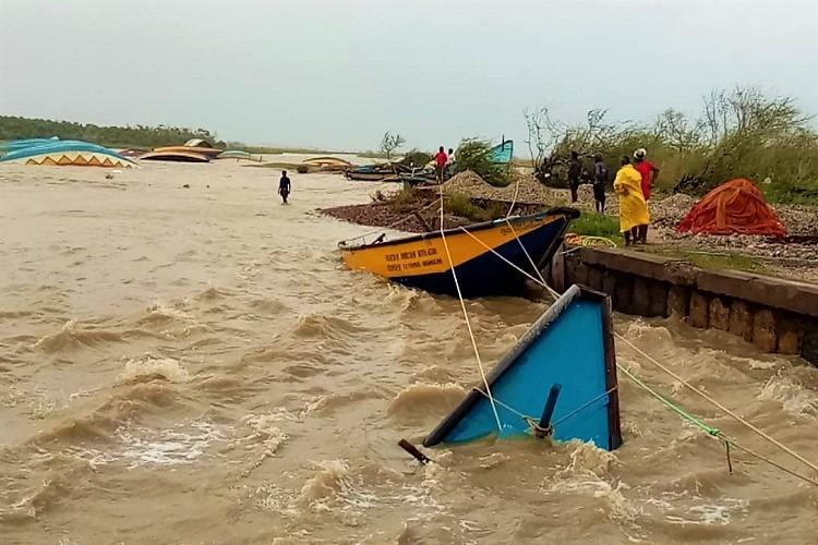 Cyclone Titli aftermath A month on Andhra fishing communities continue to struggle