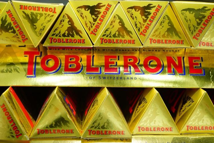 Mind the gap Toblerone and other redesign disasters