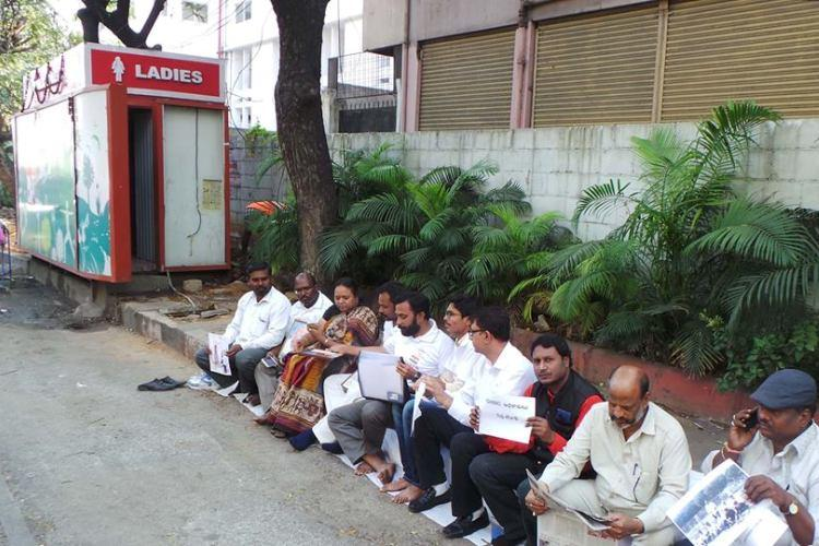 Activists raise a stink Less than 200 GHMC toilets for the entire city of Hyderabad
