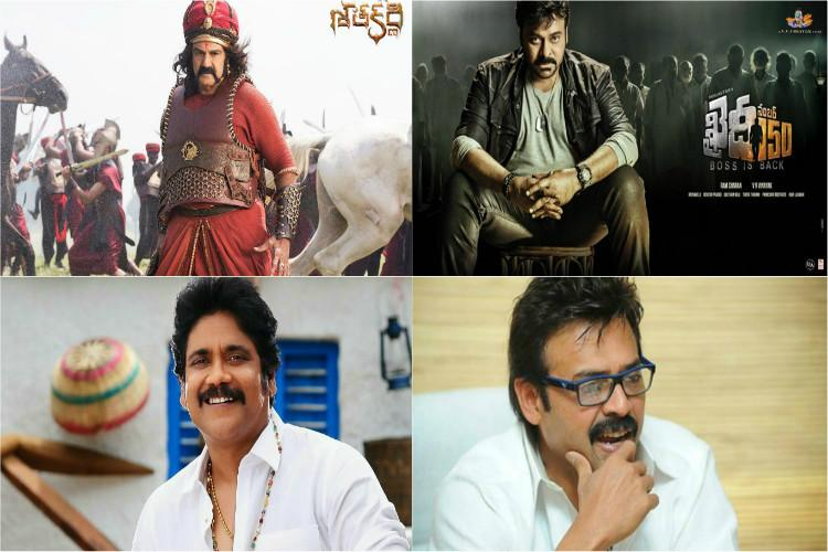 The return of the superstars 2017 to be year of nostalgia for Telugu film buffs
