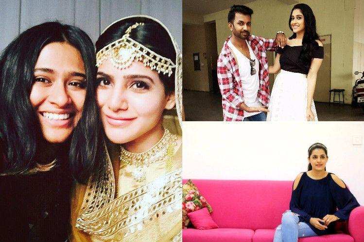 Nailing the look The stylists behind your favourite Tollywood celebrities