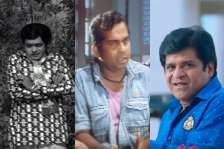 From Raja Babu to Ali and Brahmanandam The greatest of Tollywood comedians