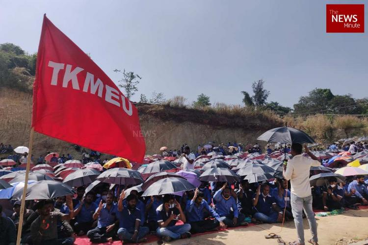 Why Toyota workers in Bidadi have been protesting