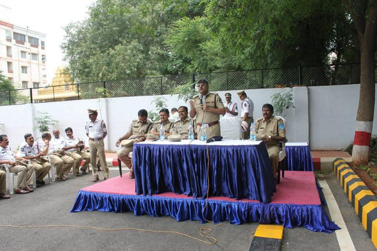 In a single day Hyderabad cops nab 267 underage drivers the youngest at 13