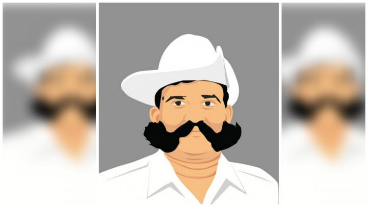 Meesey Thimmaiah well-loved former cop to become Bengaluru Traffic Polices mascot