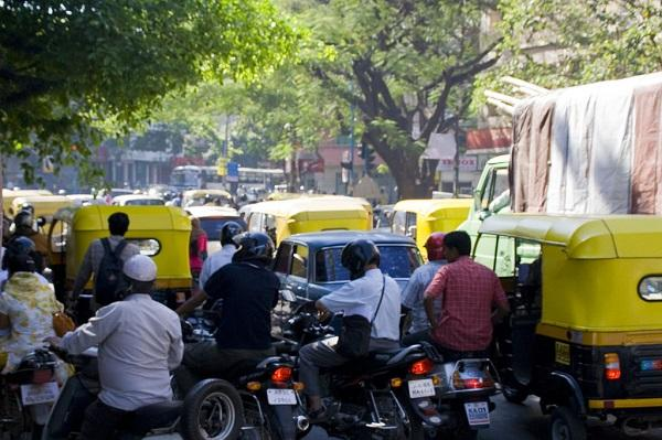 Traveling in office cab in Bengaluru traffic is distressing this startup wants to change that