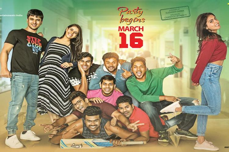 Kirrak Party review This campus entertainer tries to be cool but is cliched