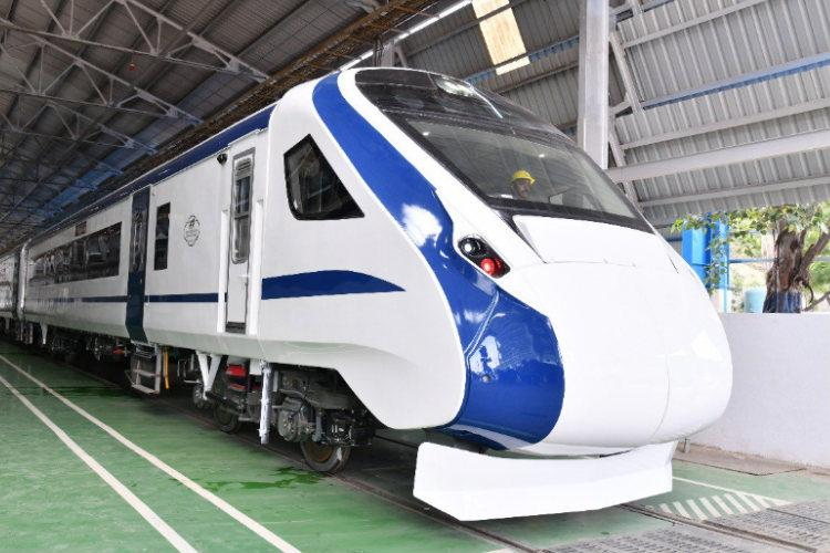 Train 18 breaches 180 kmph speed during trials