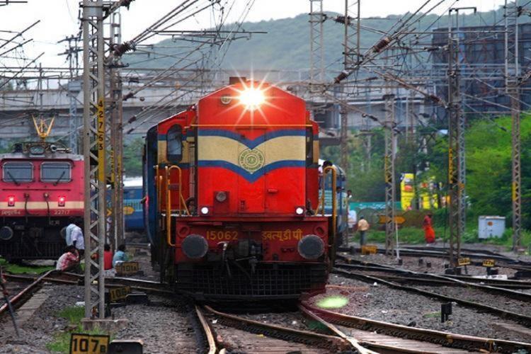 Train representative image