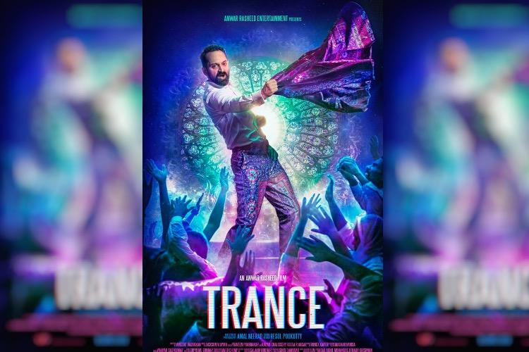 First look of Fahadh Faasil starrer Trance released