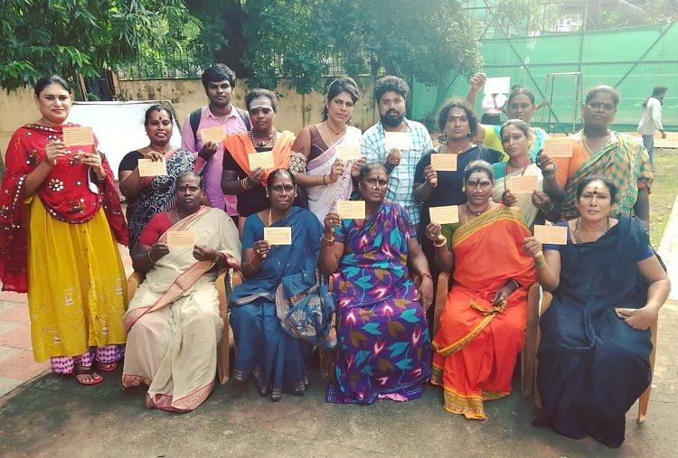 Postcard campaign to StopTransBill launched thousands write to President Kovind