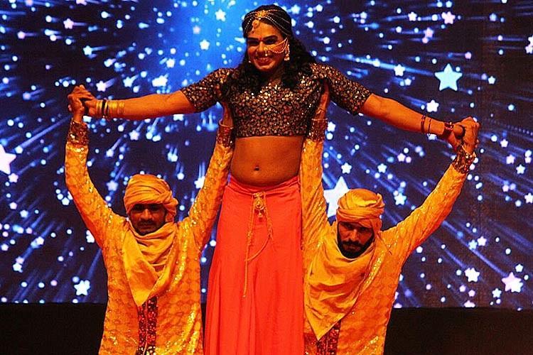 In pictures Keralas vibrant Trans Fest for Onam week celebrations