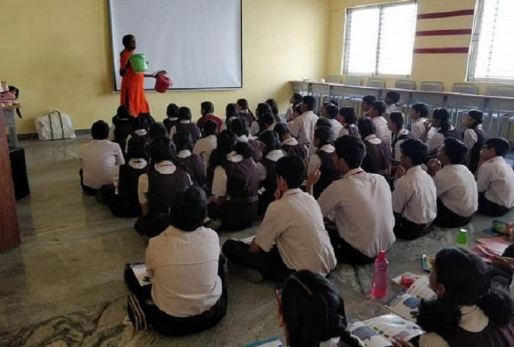 Karnataka school holds revision classes for Class 10 students inquiry on
